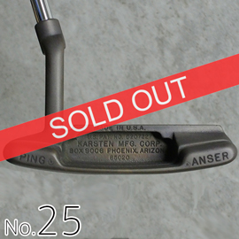 PING Classic Anser 85020 Tour Weight (No.25)