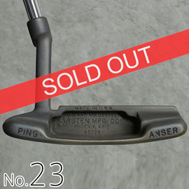PING Classic Anser 85029 (1R) Tour Weight (No.23)